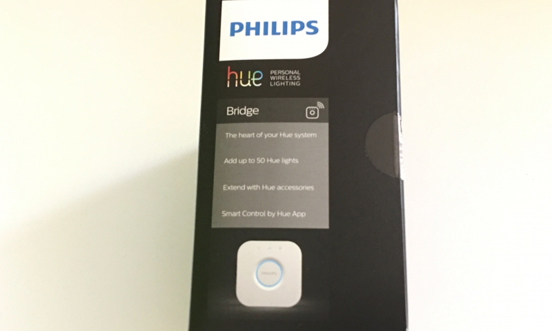smart home blog f r apple homekit philips hue bridge unboxing. Black Bedroom Furniture Sets. Home Design Ideas